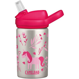 CamelBak eddy+ Kids Single Wall Rustfri stålflaske 400ml Børn, unicorn & blooms